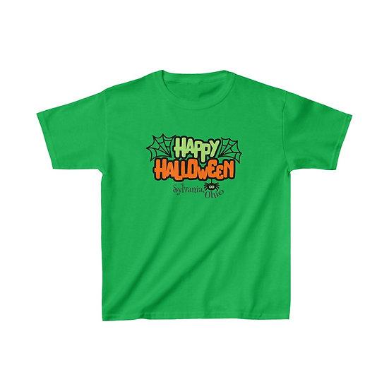 Sylvania Happy Halloween Kids Tee