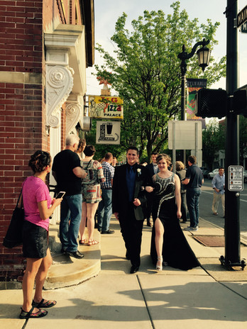 Prom in Downtown Sylvania