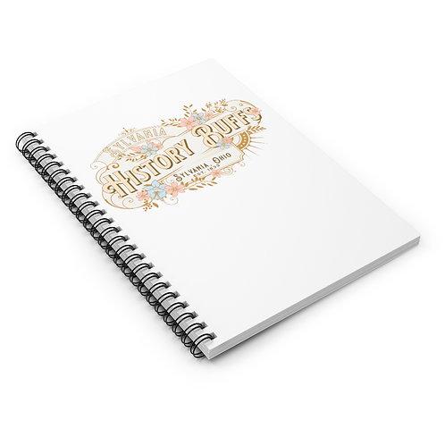 Sylvania History Buffs Researchers Notepad