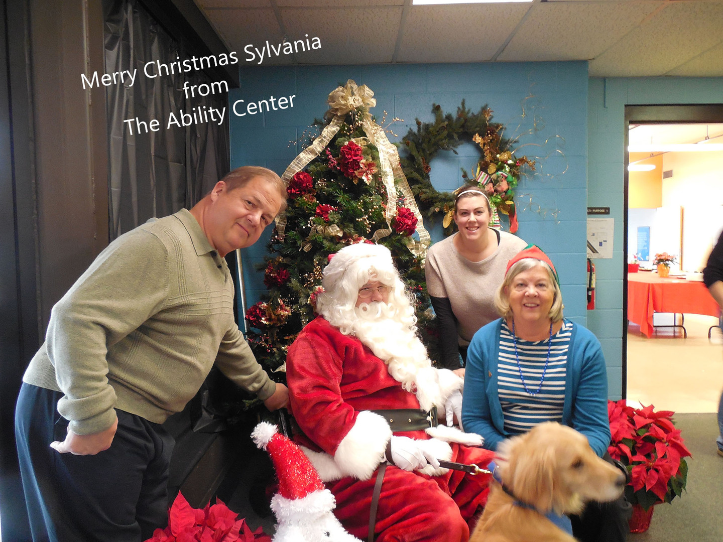 Merry Christmas from The Ability Center