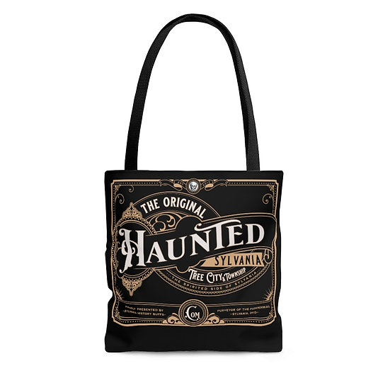 The Original Haunted Sylvania Tote Bag (small)