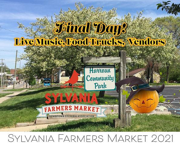 farmers market oct 12 2021