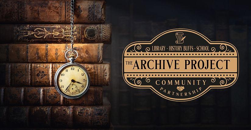 archive project web