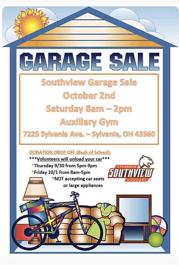 southview garage sale