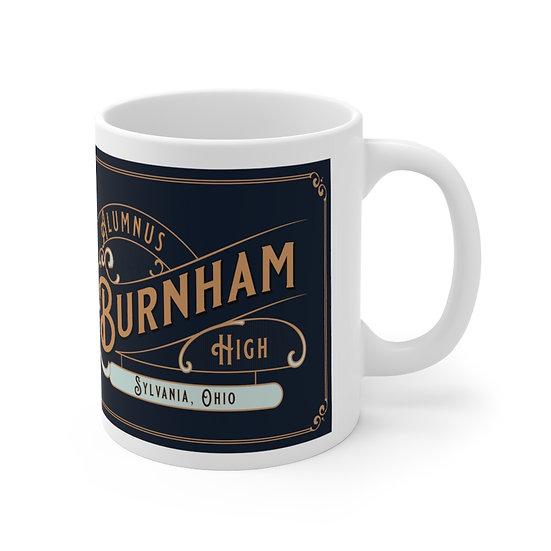 Burnham Alumni Blues Mug