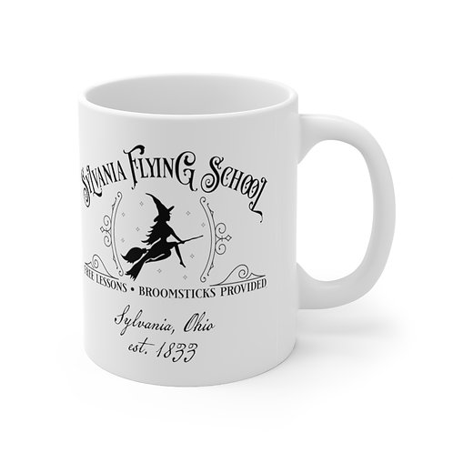Sylvania Flying School Mug