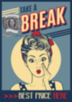 take a break sautters