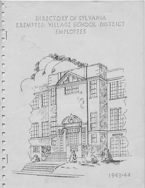 1943 directory