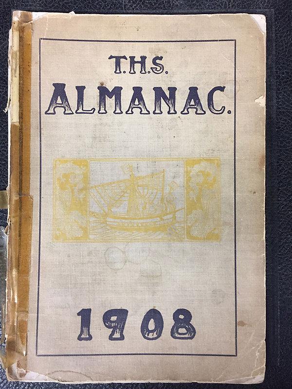 1908 almanac sylvania schools oldest yea