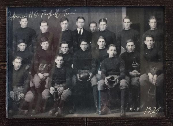 vi 1924 football team