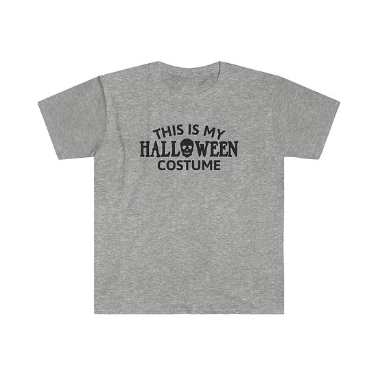 My Halloween Costume Men's Fitted Tee
