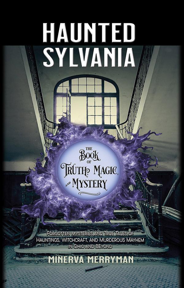 Haunted Sylvania Cover