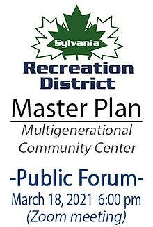 Sylvania Rec Public Forum