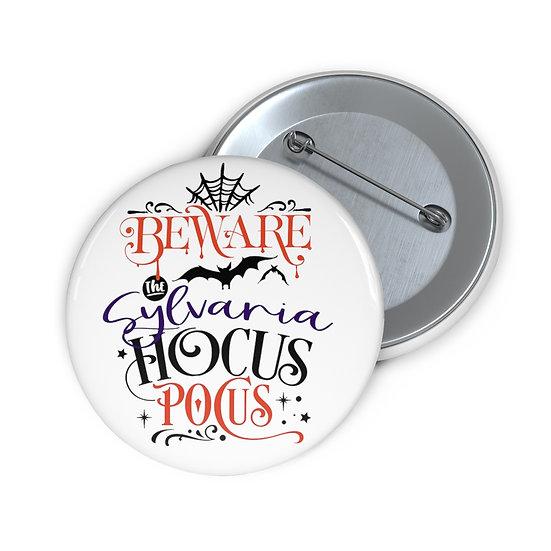 Sylvania Hocus Pocus Pin Buttons