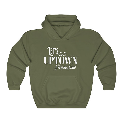 Let's Go Uptown in Sylvania Hooded Sweatshirt