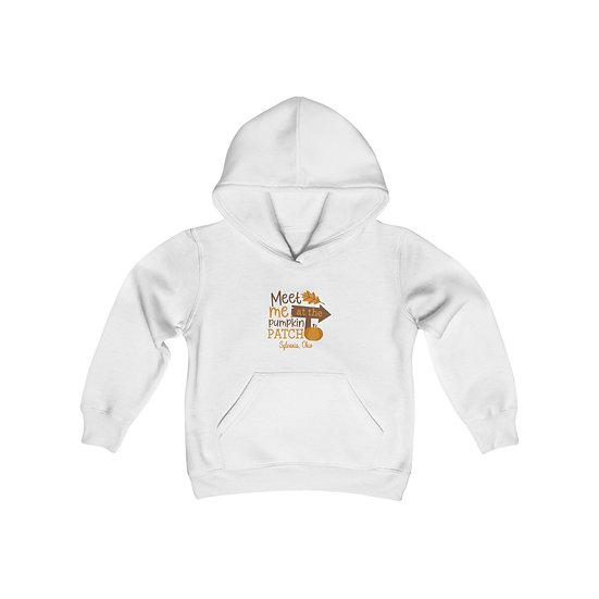 Sylvania Pumpkin Patch Youth Hooded Sweatshirt