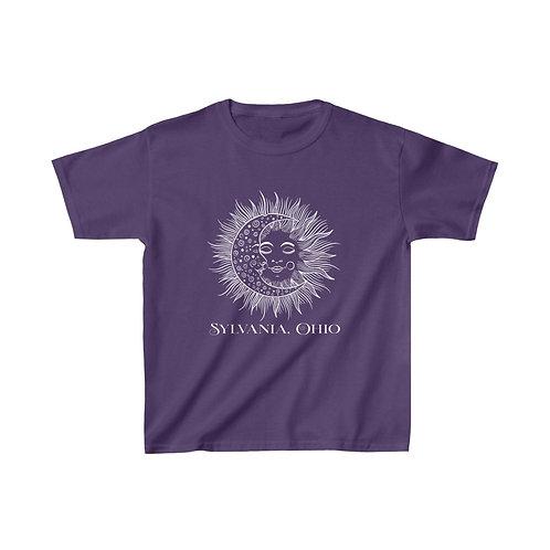 Sylvania under the Sun and Moon Kids  Tee