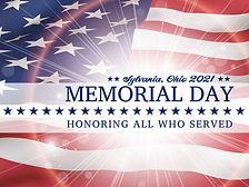 sylvania ohio memorial day 2021