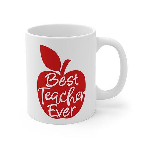 Sylvania Best Teacher Ever Mug