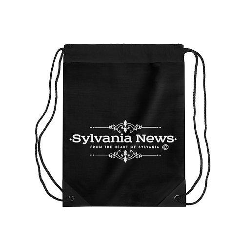 Sylvania News Drawstring Bag