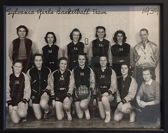 vi 1939 girls basketball team