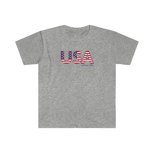 USA Sylvania Unisex Softstyle T-Shirt