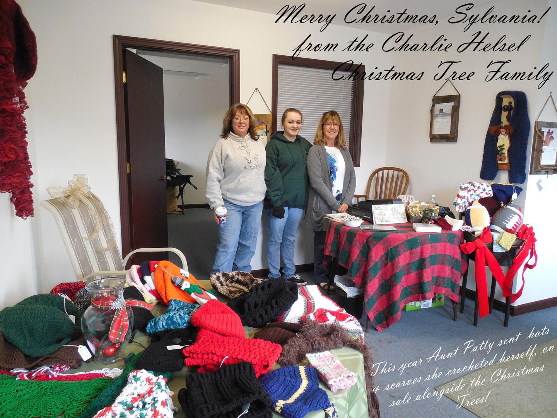 Charlie Helsel Christmas Tree Shop
