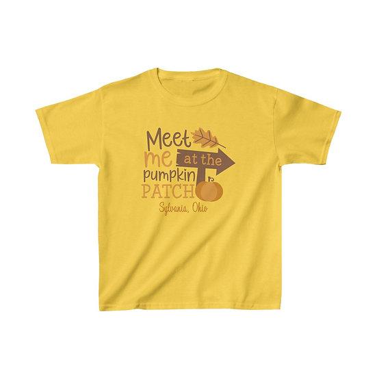 Sylvania Pumpkin Patch Kids Heavy Cotton™ Tee