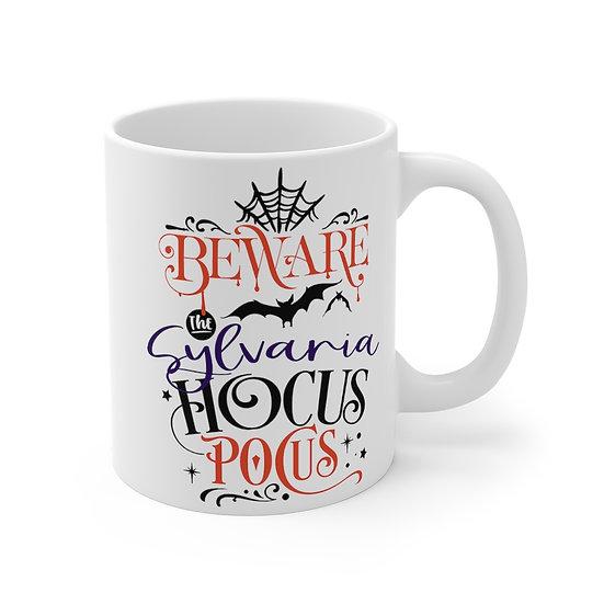Sylvania Hocus Pocus White Mug
