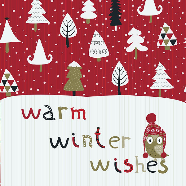 Warm Winter Wishes!
