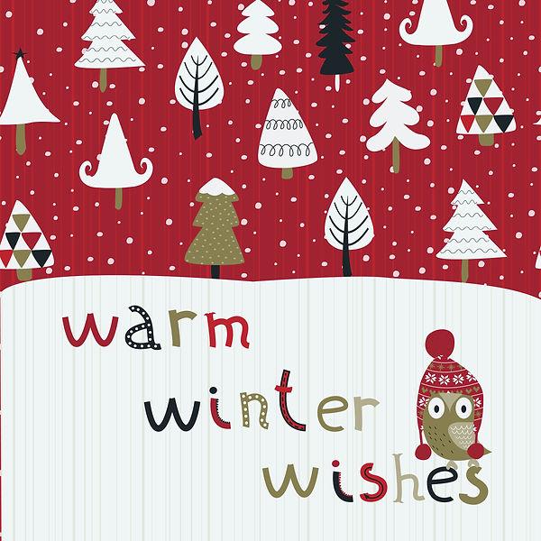 Warm Winter Wishes!