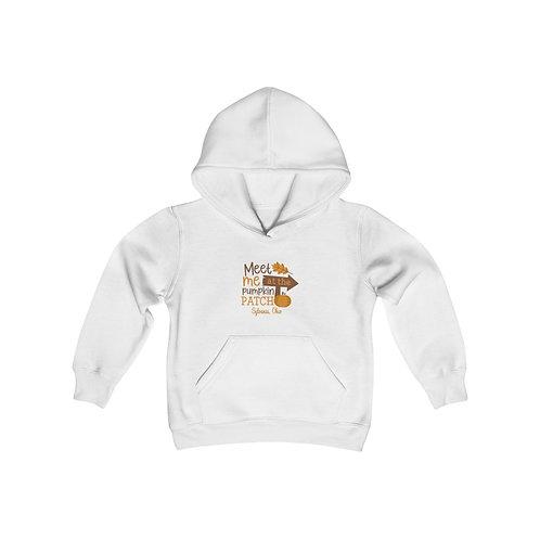 Sylvania Pumpkin Patch Youth Hooded Sweatshirt