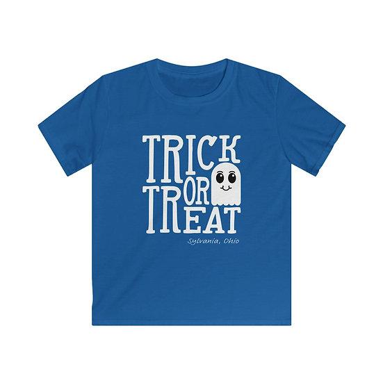 Sylvania Trick or Treat Kids Softstyle Tee