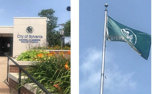 City of Sylvania Logo