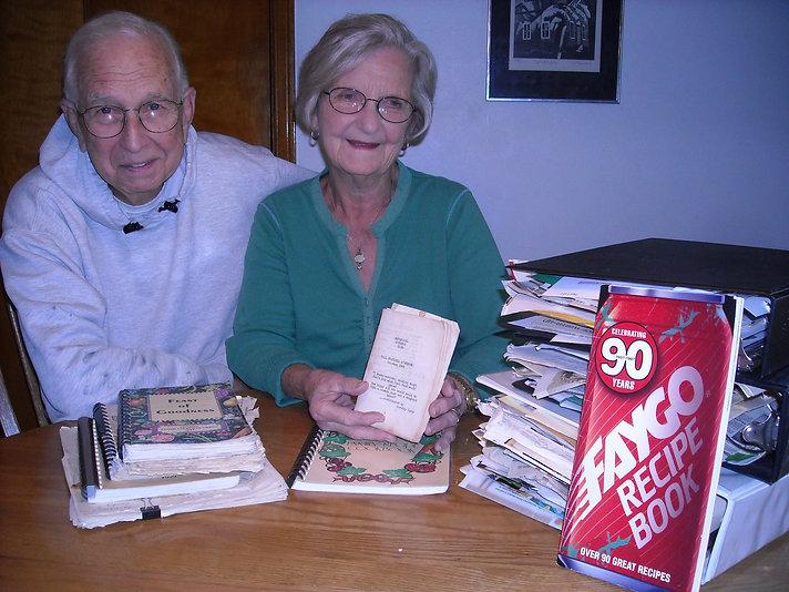 Tom and Helen Watson