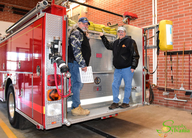 Retired Fire Fighters
