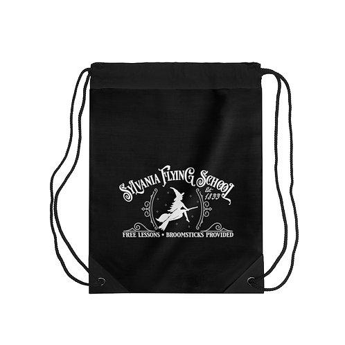 Sylvania Flying School Drawstring Bag