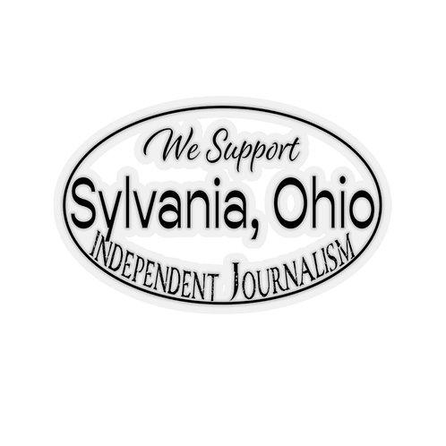 We Support Sylvania Sticker