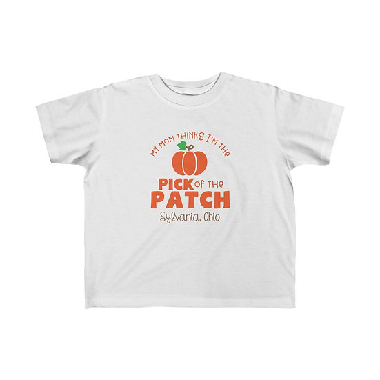 Sylvania Pick of the Patch Toddler Tee