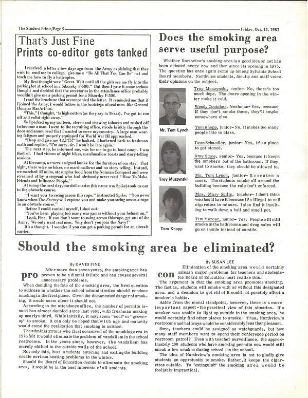 1982 Student prints page 5