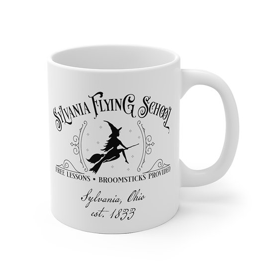 Sylvania Flying School Official Class Mug