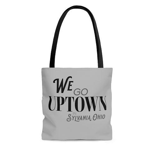 We Go Uptown in Sylvania Tote Bag