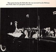 Burnham Homecoming 1956