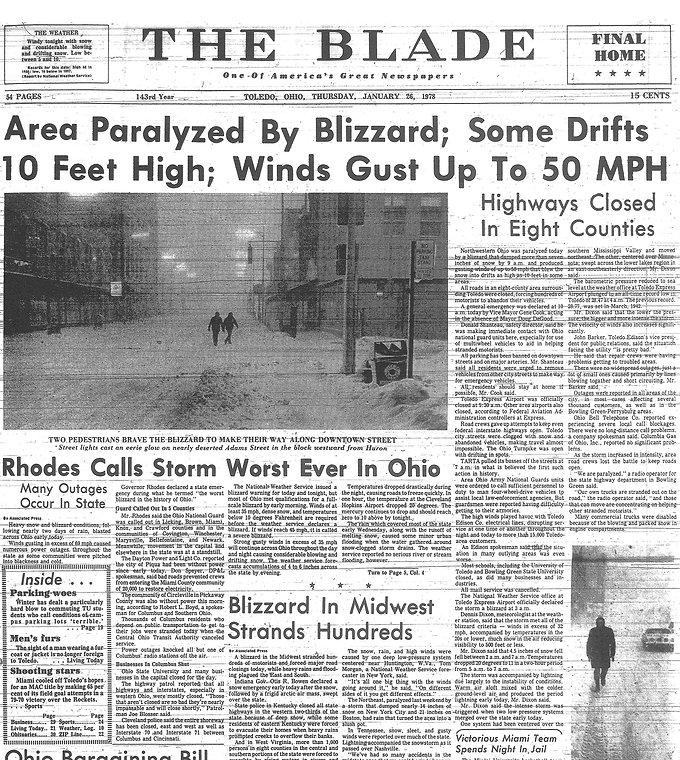 blizzard blade