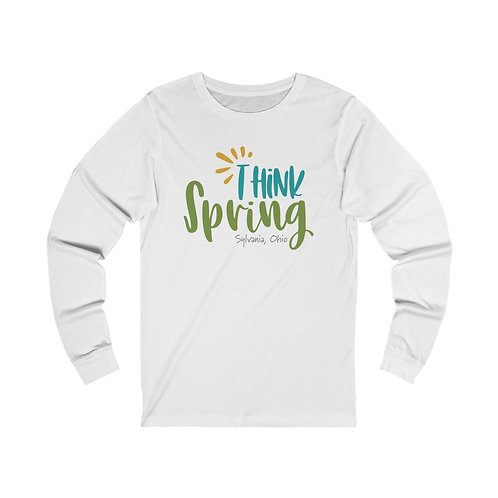 Think Spring Sylvania Unisex Jersey Long Sleeve Tee