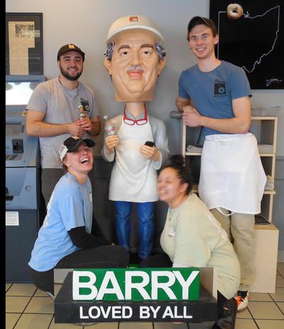 Bobblehead Barry