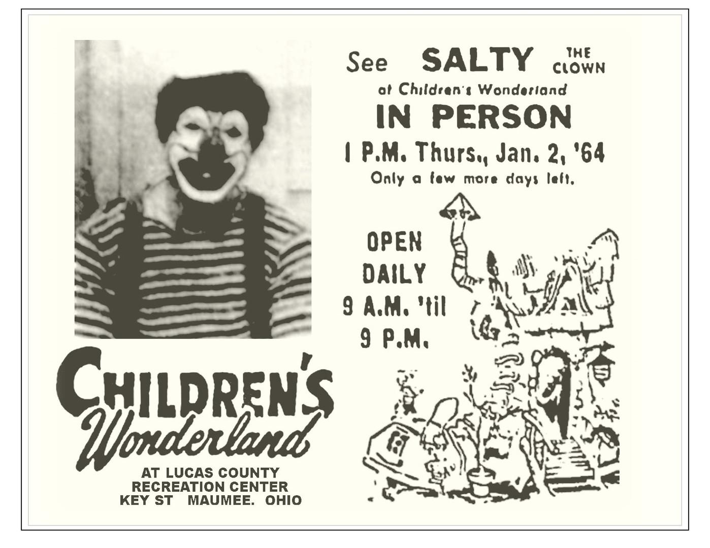 Children's Wonderland and Salty