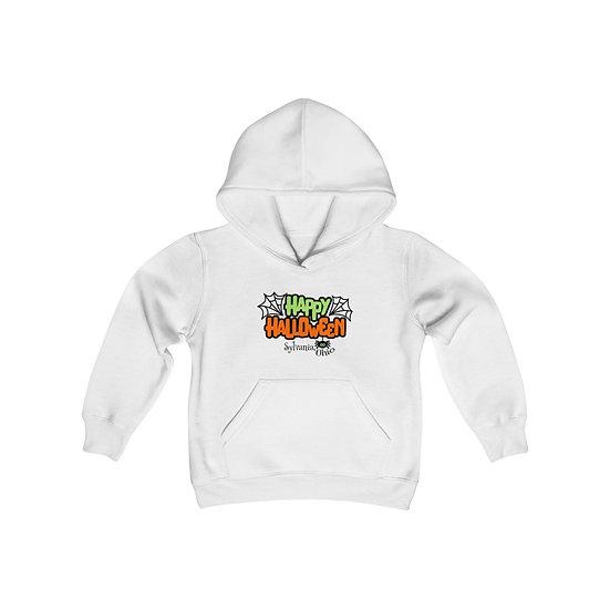 Sylvania Happy Halloween Youth Hooded Sweatshirt