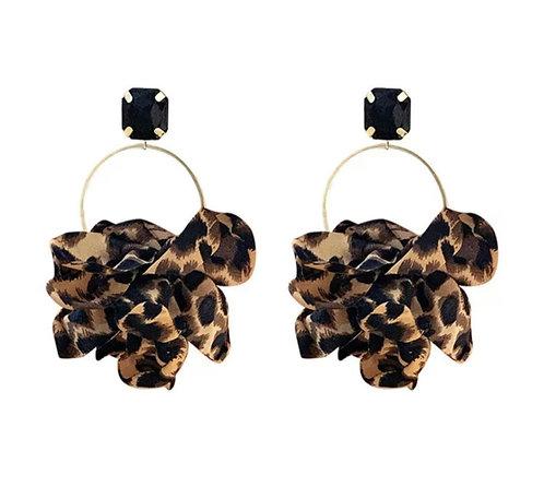 Leopard Retro Earrings