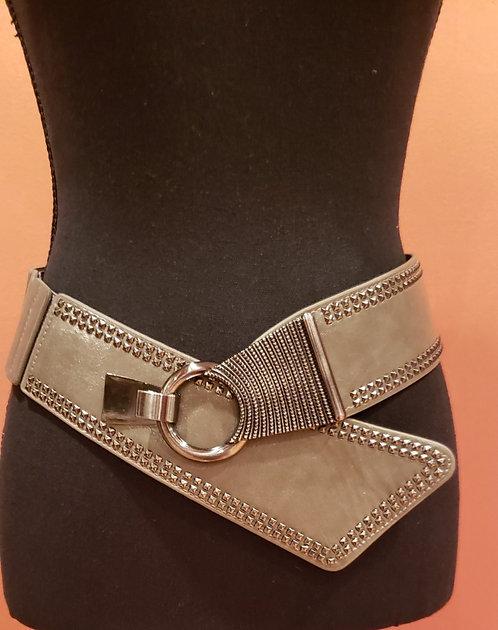 Gunmetal Gray Belt